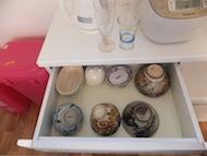 琉球食器&琉球ガラス、ご自由にお使いください