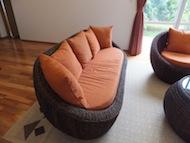 アジアンテイストのソファー、厳選しました。